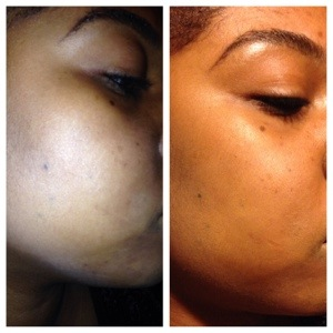 My First Review: Black Radiance Beauty